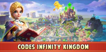 Liste des codes Infinity Kingdom