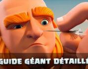 Guide Géant Clash of Clans