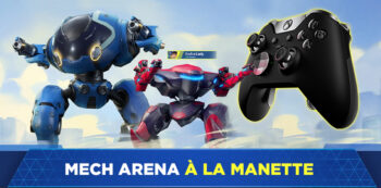 Manette Mech Arena