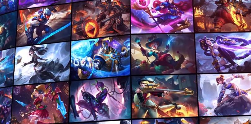 skins Mobile Legends