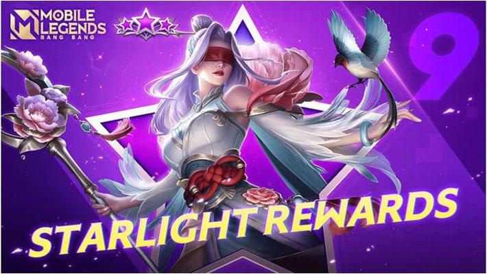 Mobile legends leaks de septembre starlight rewards