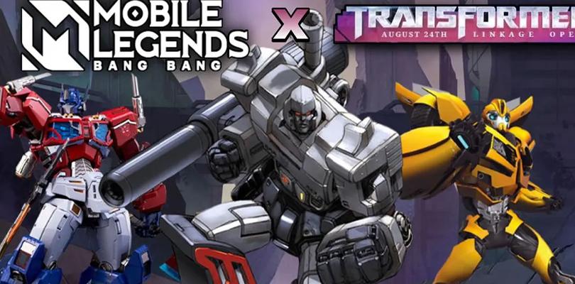 skins Mobile Legends transformers