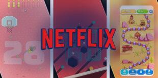 Jeux mobile Netflix