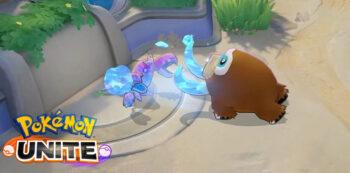 Mamutel Pokémon Unite