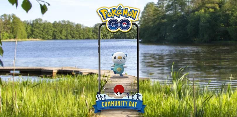 Events Pokémon de Septembre Community Day Moustillon