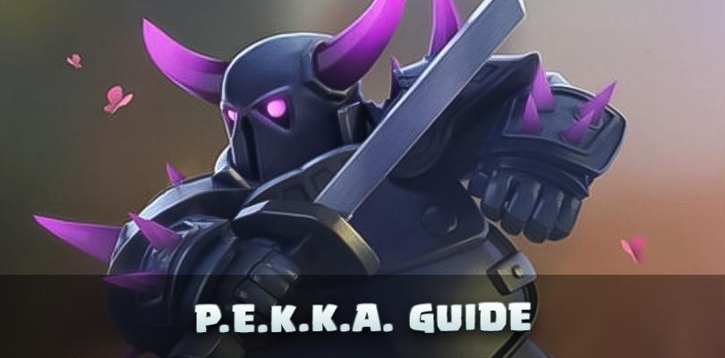 PEKKA Clash of Clans : die guide Truppe im Detail