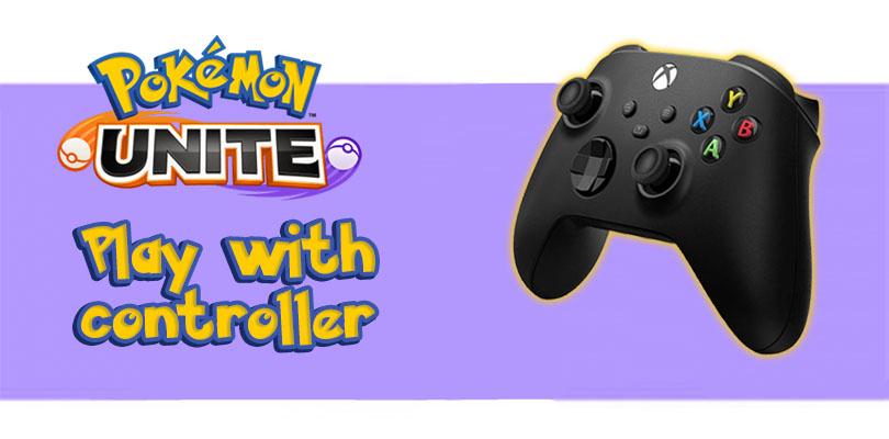 Joystick Pokémon Unite