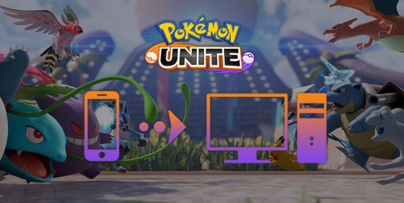 Pokémon Unite PC