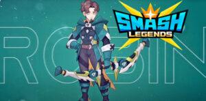 Robin de Smash Legends