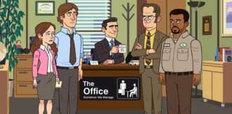 The Office : Somehow We Manage