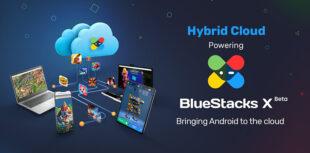 Cloud gaming android gratuit avec Bluestacks X