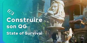 State of Survival Alliance: Voraussetzungen für den Aufbau Ihrer HQ