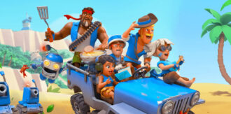 Early Access Boom Beach Frontlines