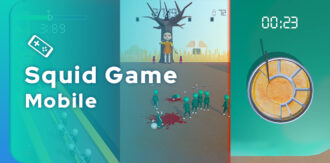 Jeux mobile Squid Game