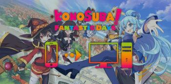 Comment jouer à KonoSuba : Jours Fantastiques sur PC ou Mac ?