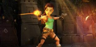 Tomb Raider Reloaded Square Enix studios mobile