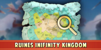 Trouver les ruines Infinity Kingdom