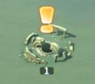 Ruine niveau 1 Infinity Kingdom