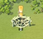 Ruine niveau 2 Infinity Kingdom