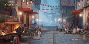 Seven Knights 2 préinscriptions showcase video